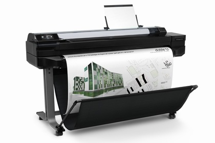 Réparation et dépannage d'imprimantes grand format à Gryon