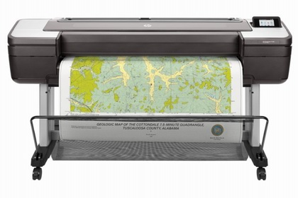 Commercialisation d'imprimantes grand format Hewlett-Packard à Chigny